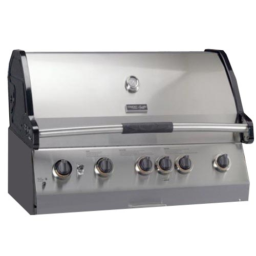 Vermont Castings VCS524SSBI Built-in Gas Five burner BBQ Grill