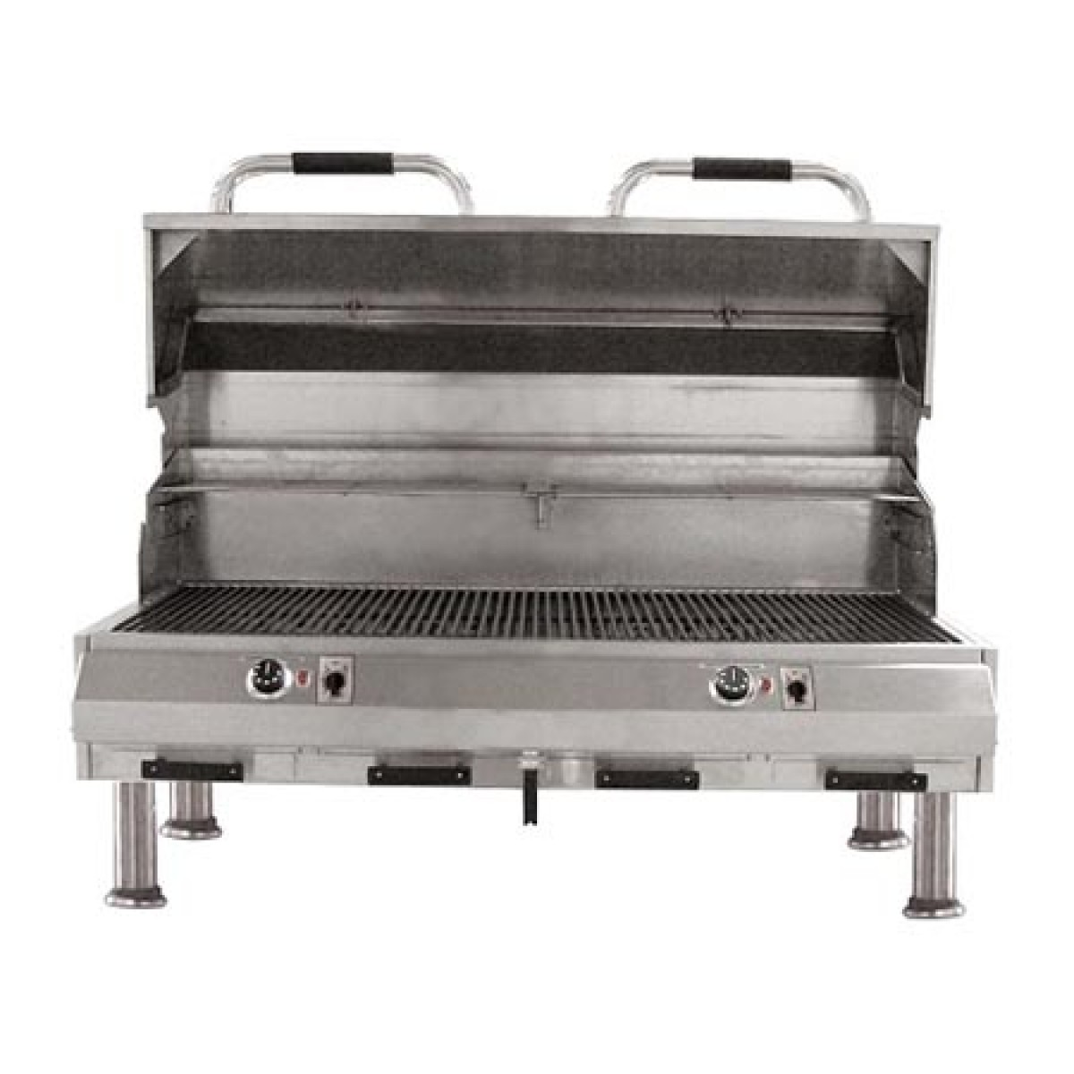 electri chef 8800 series 48in table top barbecue grill ibuybarbecues. Black Bedroom Furniture Sets. Home Design Ideas