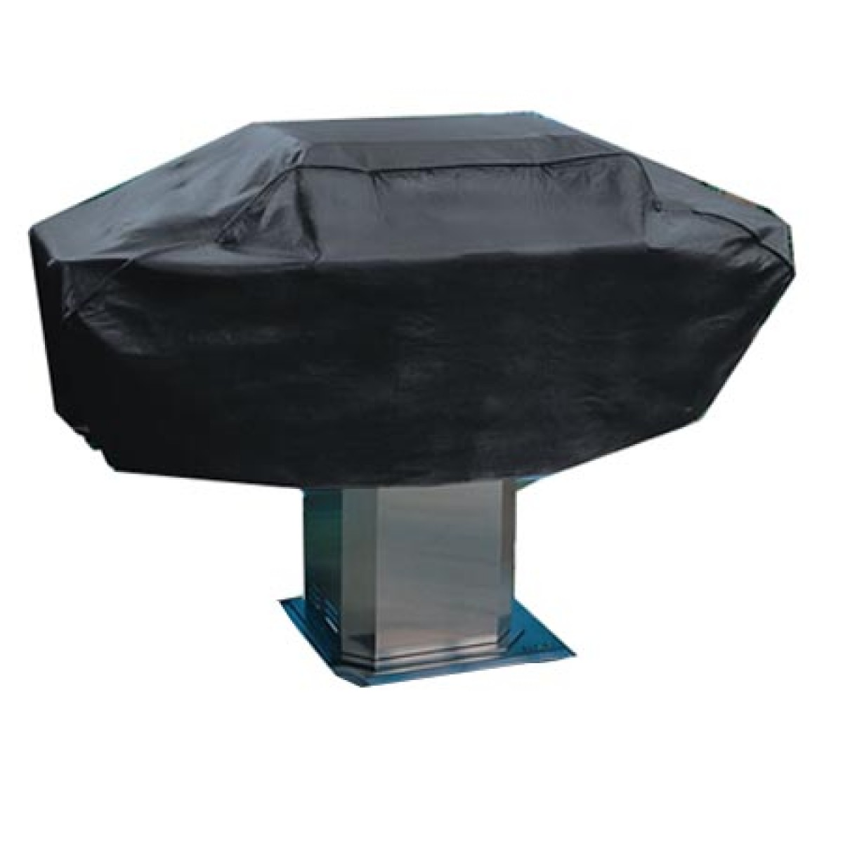 Mhp Ggcvprem Polyester Lined Grill Cover For Wnk Tjk At