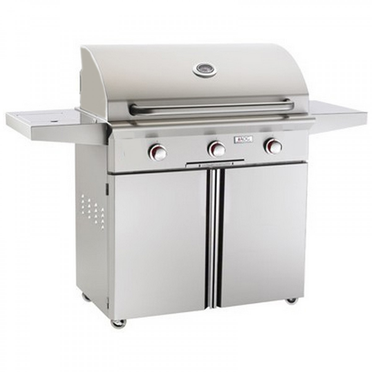 Outdoor Gas Grills ~ American outdoor grill pct sp ng cart