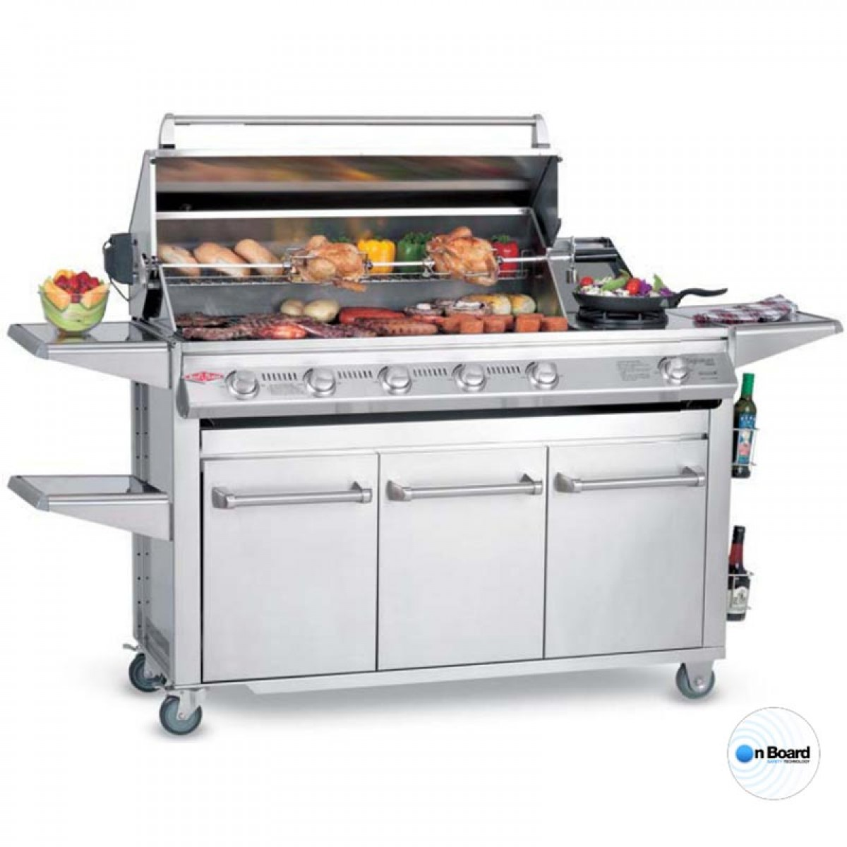BeefEater Signature SL4000S Series Propane LP Gas Barbecue ...