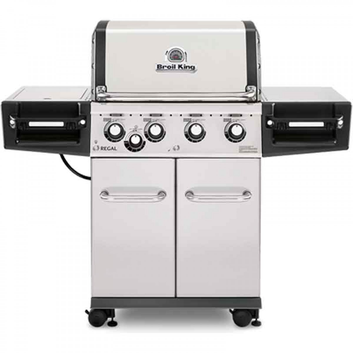 how to clean broil king bbq