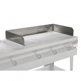"""Flagro Silver Giant 36"""" Stainless Windshield"""