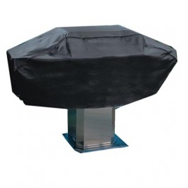 MHP GGCVPREM Polyester Lined Grill Cover for WNK/TJK