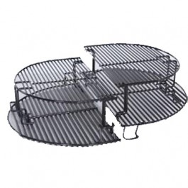 Primo 312 Extended Cooking Rack for Oval JR200 and Kamado