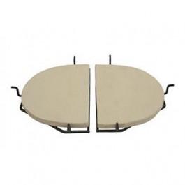 Primo 324 Ceramic Heat Deflector Oval XL400