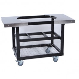 Primo 370 Cart with Basket & Stainless Steel Side Tables for LG300 and XL400