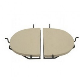 Primo 326 Ceramic Heat Deflector Plate for Oval LG300