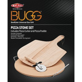 BeefEater Bugg Pizza Stone Set-94935US
