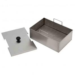 TEC Stainless steel Fryer/Steamer Combo