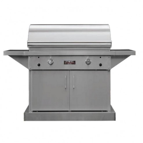 TEC Sterling Patio FR Series 44 inch NG On Stainless Cart