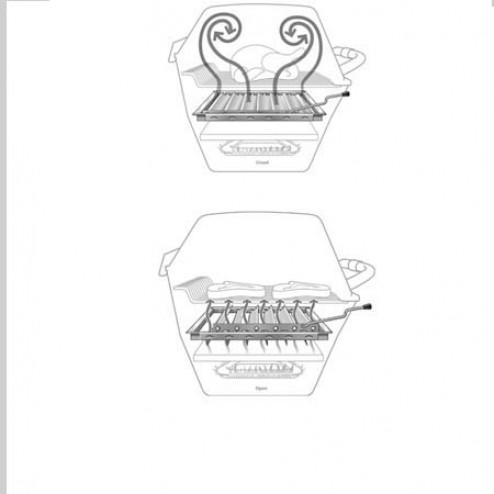 Broilmaster DPA100 Broilmaster - Smoker Shutter