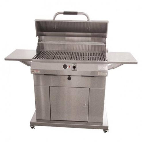 "Electri-Chef 4400 Series 32"" Closed Base Barbecue Grill w/Single Temp Control"