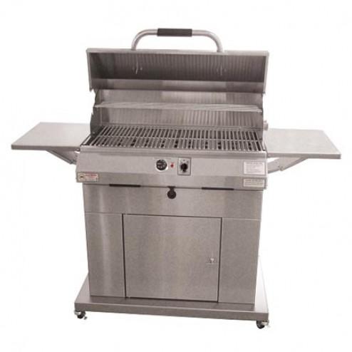 """Electri-Chef 4400 Series 32"""" Closed Base Barbecue Grill w/Single Temp Control"""