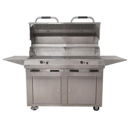 "Electri-Chef 8800 Series 48"" Closed Base Barbecue Grill"