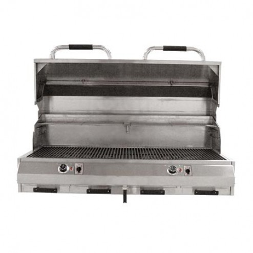 "Electri-Chef 8800 Series 48"" Island Built-In Barbecue Grill"