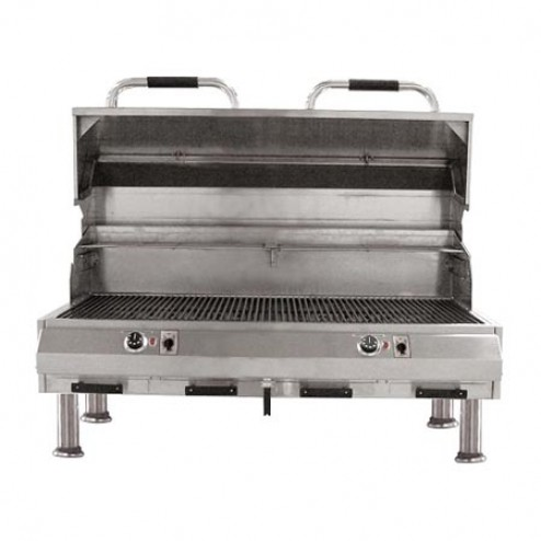 "Electri-Chef 8800 Series 48"" Table Top Barbecue Grill"