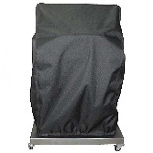 "Electri-Chef 24"" Black Closed Base Grill Cover"