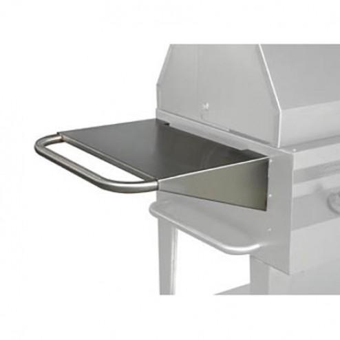"Flagro Silver Giant 18"" Stainless Side Shelf"