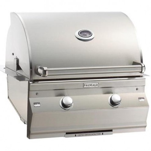 FireMagic  C430I-1T1N Choice NG Barbecue Grill Head