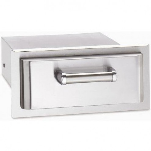 "FireMagic 43801 5 1/4"" x 14 1/2"" Single Drawer Outside Model"