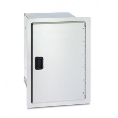 "FireMagic 23820-S 20 1/2"" x 14"" Single Door w/ Dual Drawers"