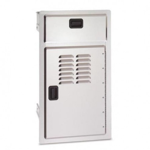 "FireMagic 25914-S 27 1/4"" x 14"" Drawer & Propane Door Assy"
