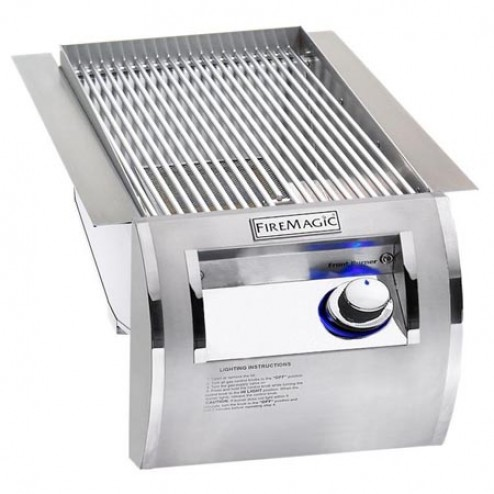 FireMagic 32875-1 Echelon Diamond Built-in  NG Searing Station