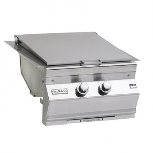 FireMagic 3288-1 Built-In NG Dual Searing Station