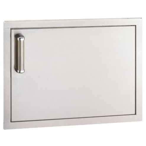 "FireMagic 53917-SR 17 1/2"" x 24"" Flush Mounted Single Access Door RIGHT"