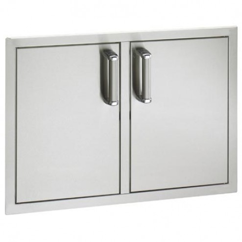 "FireMagic 53930SC 20 1/2"" x 29 1/2""Flush Mounted Double Access Doors"