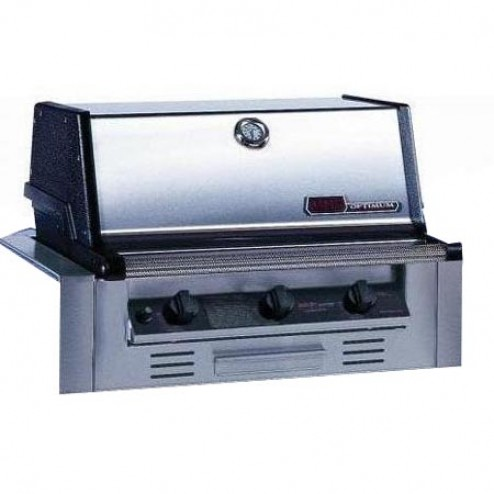 MHP THRG2-NS-NMS2-GS NG Hybrid Built In Grill