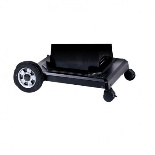 MHP OMP Portable Cart Base W/ Wheels & Locking Casters-LP