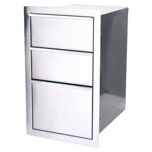 MHP NMS-TDS Triple Drawer