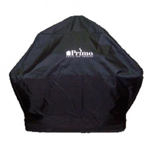 Primo 409 Grill Cover for Kamado in Cradle