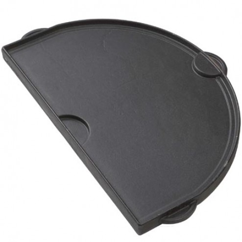 Primo 365 Half Moon Cast Iron Griddle Oval LG 300