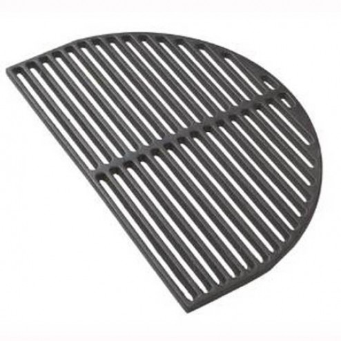 Primo 364 Half Moon Cast Iron Searing Grate Oval LG 300