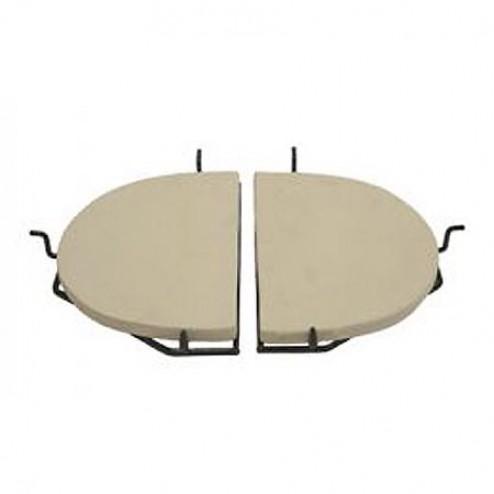 Primo 325 Ceramic Heat Deflector Oval JR 200