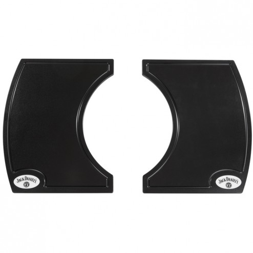 Primo 911 Jack Daniel's Edition Two Piece Island Side Shelves
