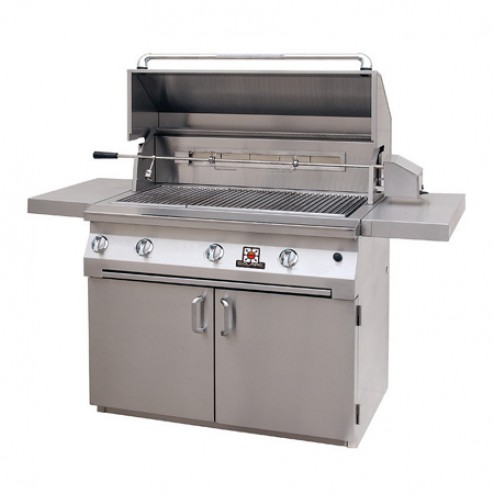 """Solaire SOL-AGBQ-42CIR 42"""" Gas Infrared Grill"""