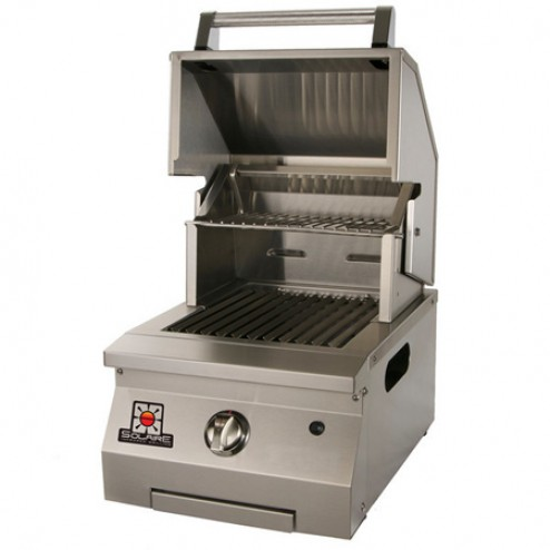 Solaire Accent SOL-IRBQ-15GIR-LP Propane Infrared Grill