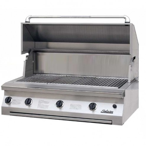 """Solaire SOL-IRBQ-42IR 42"""" Gas Infrared Built-In Grill"""