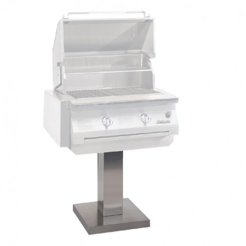 "Solaire SOL-BDP-30 Bolt-Down Patio Base for 30"" Grills"