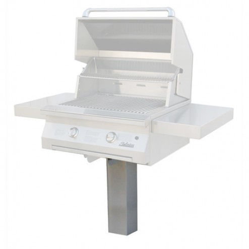"""Solaire SOL-IGP-30 In-Ground Post for 30"""" Grills"""