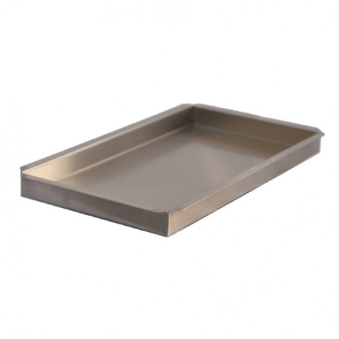 Solaire SOL-IRBT-21XL BBQ Tray - Stainless Steel