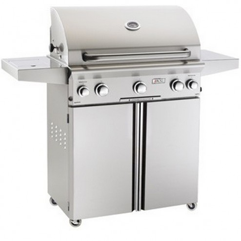 """American Outdoor Grill """"L"""" Series Gas Barbecue Grill"""