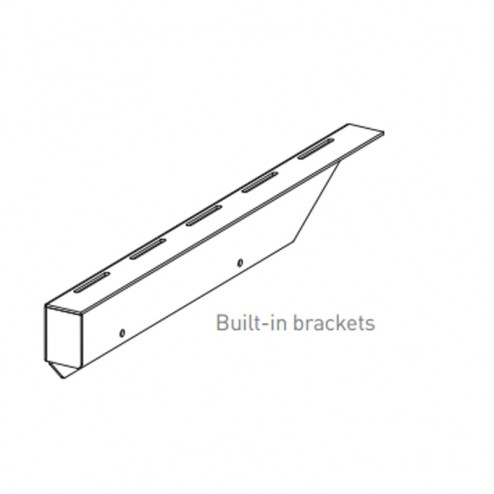 BeefEater Built-In Bracket Set-suits 1000R Series-23114US