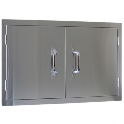 BeefEater Double Door-Stainless Steel-23150US