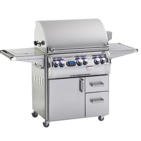 """FireMagic Echelon Diamond E660 30"""" Gas Barbecue Grill"""