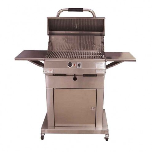 "Electri-Chef 4400 Series 24"" Closed Base Barbecue Grill"